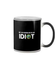 My Governor Is An Idiot Washington Color Changing Mug thumbnail