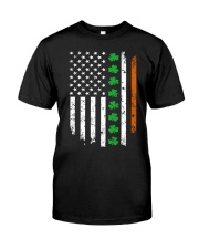 Patrick's Day Irish American Flag Shirt Premium Fit Mens Tee thumbnail