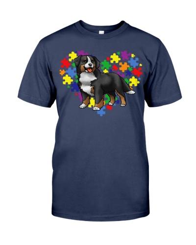Autism Awareness Newfoundland Dog