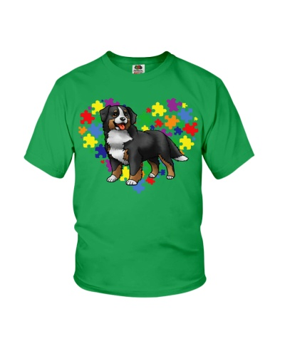 Autism Awareness Newfoundland Dog