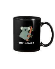 Help Koalas - Save Koala Australian Mug thumbnail