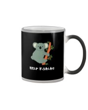 Help Koalas - Save Koala Australian Color Changing Mug thumbnail
