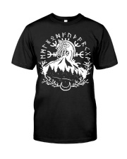 Norse Viking Gift For A Viking Shirt Classic T-Shirt thumbnail