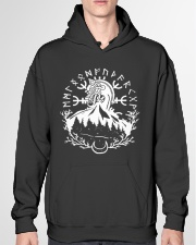 Norse Viking Gift For A Viking Shirt Hooded Sweatshirt garment-hooded-sweatshirt-front-04
