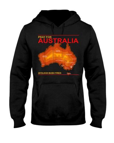 Pray For Australia T-Shirt