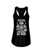 Norse Viking Gift For A Viking Warrior Shirt Ladies Flowy Tank thumbnail