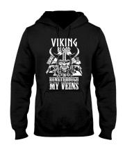 Norse Viking Gift For A Viking Warrior Shirt Hooded Sweatshirt front