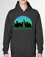 WE VE GOT THIS SEATTLE Hooded Sweatshirt garment-hooded-sweatshirt-front-04