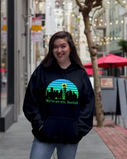 WE VE GOT THIS SEATTLE Hooded Sweatshirt lifestyle-unisex-hoodie-front-2
