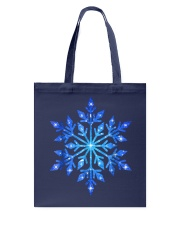 Snowflake T-Shirt Winter Christmas Frozen Snow  Tote Bag thumbnail