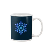 Snowflake T-Shirt Winter Christmas Frozen Snow  Mug thumbnail