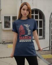 Denver Women's March 2020 Shirt Classic T-Shirt apparel-classic-tshirt-lifestyle-19