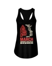 Denver Women's March 2020 Shirt Ladies Flowy Tank thumbnail