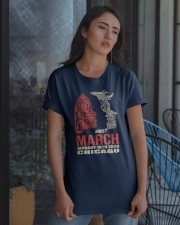Chicago Women's March 2020 Shirt Classic T-Shirt apparel-classic-tshirt-lifestyle-08
