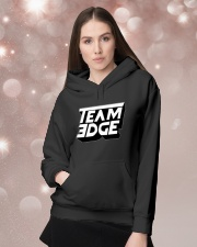 I'm DEAD INSIDE TEAM EDGE Matthias Matthiasiam Hooded Sweatshirt lifestyle-holiday-hoodie-front-1