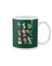 Funny Dachshund Christmas Tree Shirt Ornament Deco Mug thumbnail