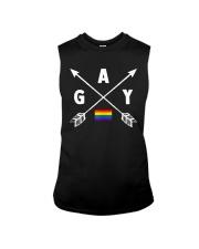 LGBT Gay Pride Street Parade LGBTQ lesbian Sleeveless Tee front