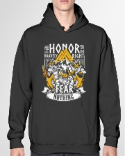 Norse Viking Gift For A Viking Warrior Honor Hooded Sweatshirt garment-hooded-sweatshirt-front-04