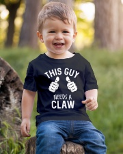 This Guy Needs A Claw Ain't No Laws Hard Seltzer  Youth T-Shirt lifestyle-youth-tshirt-front-4