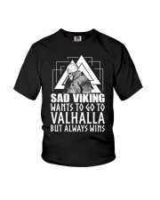Norse Viking Gift For A Viking Warrior gifts Youth T-Shirt thumbnail