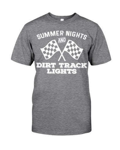Summer Nights And Dirt Track Lights Motocross