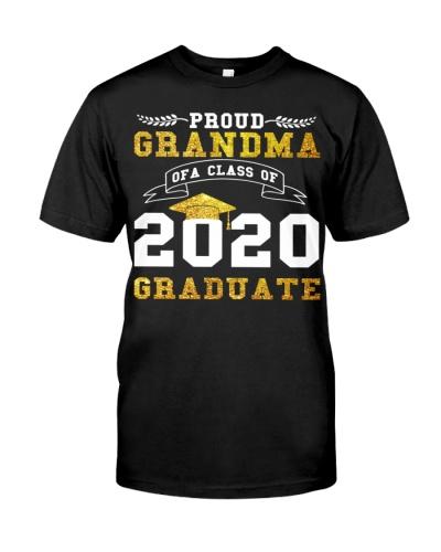 Proud Grandma of a Class of 2020 Graduate