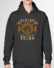 Norse Viking Gift For A Viking Warrior Shirts Hooded Sweatshirt garment-hooded-sweatshirt-front-04