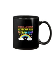 Autism Is A Spectrum To Complete Rainbow Mug thumbnail