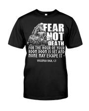 Norse Viking Gift For A Viking Warrior design Classic T-Shirt thumbnail