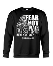 Norse Viking Gift For A Viking Warrior design Crewneck Sweatshirt thumbnail