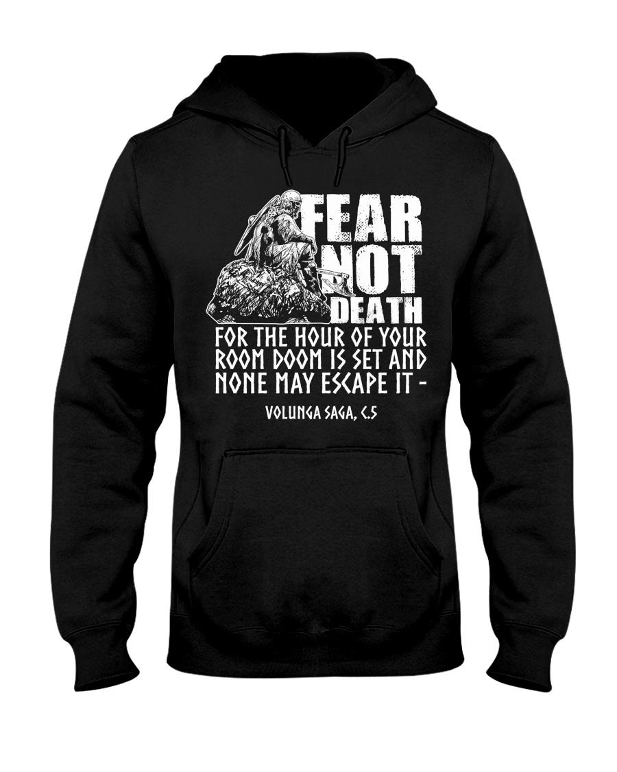Norse Viking Gift For A Viking Warrior design Hooded Sweatshirt