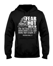 Norse Viking Gift For A Viking Warrior design Hooded Sweatshirt front