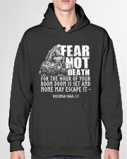 Norse Viking Gift For A Viking Warrior design Hooded Sweatshirt garment-hooded-sweatshirt-front-04