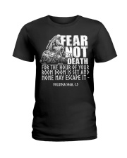 Norse Viking Gift For A Viking Warrior design Ladies T-Shirt thumbnail