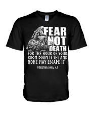 Norse Viking Gift For A Viking Warrior design V-Neck T-Shirt thumbnail