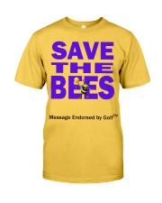 SAVE THE BEES Shirt - Tyler The Creator Shirt Classic T-Shirt tile