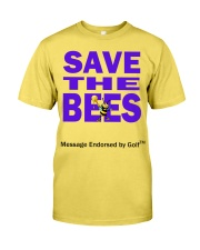 SAVE THE BEES Shirt - Tyler The Creator Shirt Premium Fit Mens Tee thumbnail