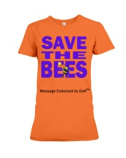 SAVE THE BEES Shirt - Tyler The Creator Shirt Premium Fit Ladies Tee thumbnail