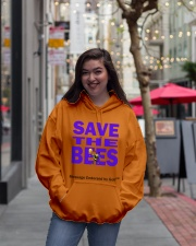 SAVE THE BEES Shirt - Tyler The Creator Shirt Hooded Sweatshirt lifestyle-unisex-hoodie-front-2