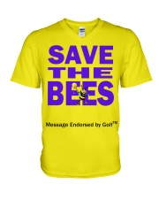 SAVE THE BEES Shirt - Tyler The Creator Shirt V-Neck T-Shirt tile