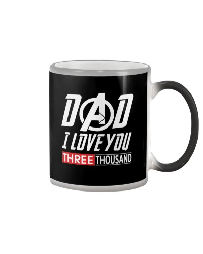 Dad I Love You Three Thousand Shirt