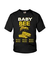 BABY BEE T-SHIRT BUZZ BUZZ BUZZ  Youth T-Shirt front