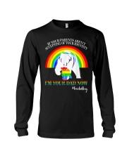 LGBT Pride FreeDad Hugs Mama Bear I'm Your Dad  Long Sleeve Tee thumbnail