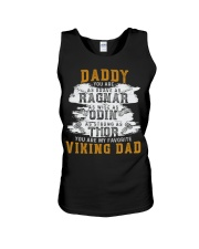 Viking Warrior Gift For A Viking Dad Unisex Tank thumbnail