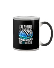 Norse Viking Gift For A Viking Warrior Blue Color Changing Mug thumbnail