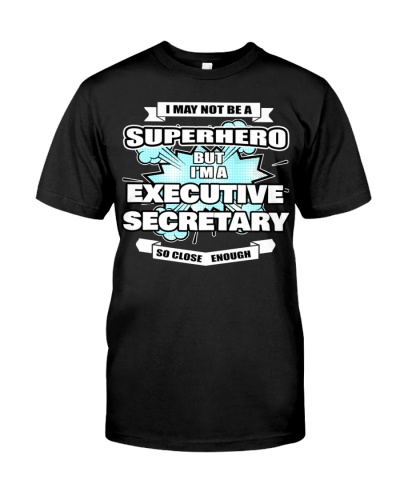 Business Secretary Gift Superhero Business