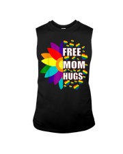 FreeMom Hugs LGBT Gay T-Shirt Sleeveless Tee front