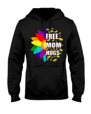FreeMom Hugs LGBT Gay T-Shirt Hooded Sweatshirt thumbnail