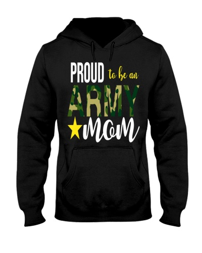 Proud to Be An Army Mom Mother Parent