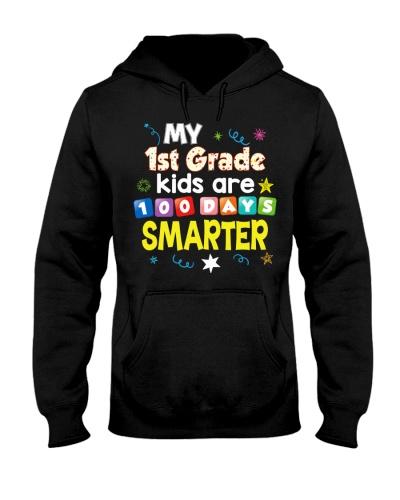 My 1st Grade Kids Are 100 Days Smarter